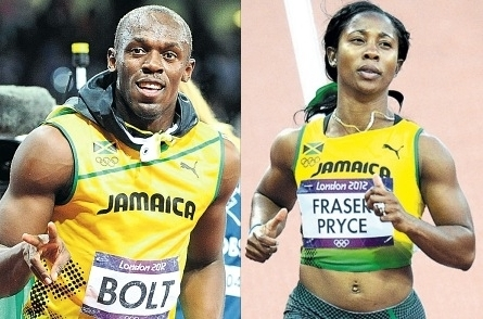 Usain Bolt and Shelly-Ann Fraser-Pryce shortlisted for Laureus award