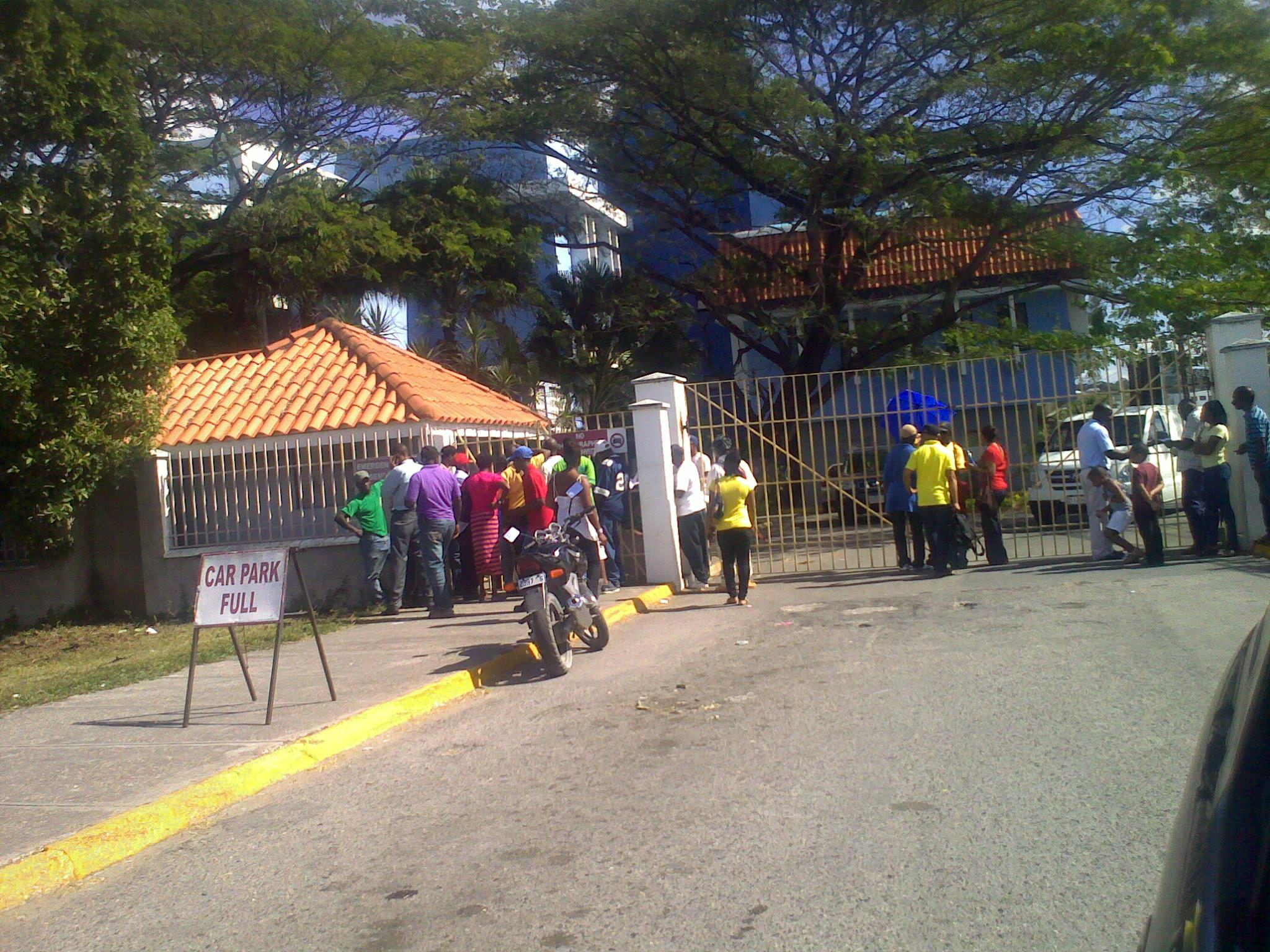Traffic Ticket Amnesty Deadline in Mobay 2012